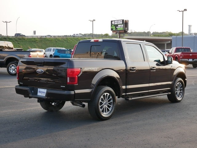 Used 2020 Ford F-150 XLT with VIN 1FTEW1EP1LKD97033 for sale in Owatonna, Minnesota
