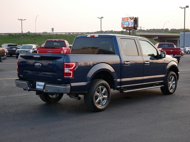 Used 2020 Ford F-150 XLT with VIN 1FTEW1EP3LKE73481 for sale in Owatonna, Minnesota