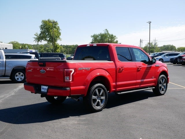 Used 2016 Ford F-150 XLT with VIN 1FTEW1EP4GKE14025 for sale in Owatonna, Minnesota