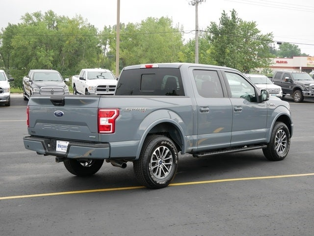 Used 2019 Ford F-150 XLT with VIN 1FTEW1EP8KKE80215 for sale in Owatonna, Minnesota