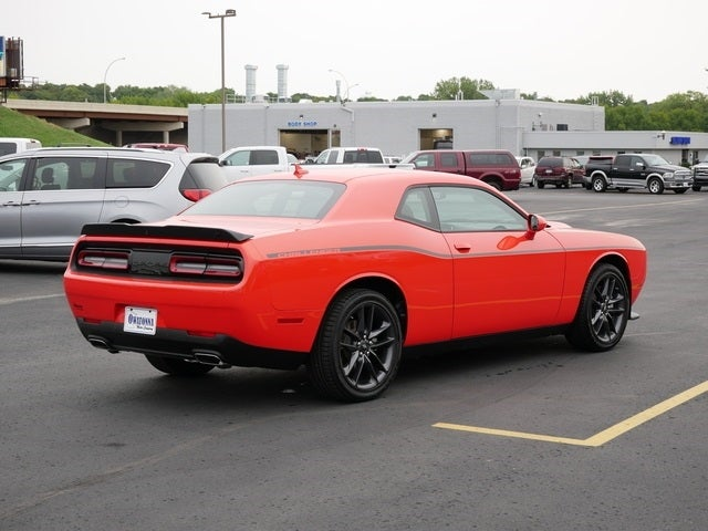 Certified 2021 Dodge Challenger GT with VIN 2C3CDZKG0MH592585 for sale in Owatonna, Minnesota